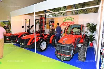 Tractores Azor - Stand Infoagro Exhibition