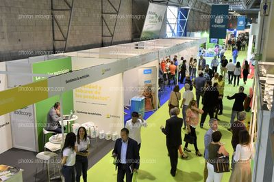Tradecorp - Stand Infoagro Exhibition