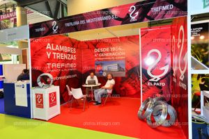 Tremifed - Stand Infoagro Exhibition