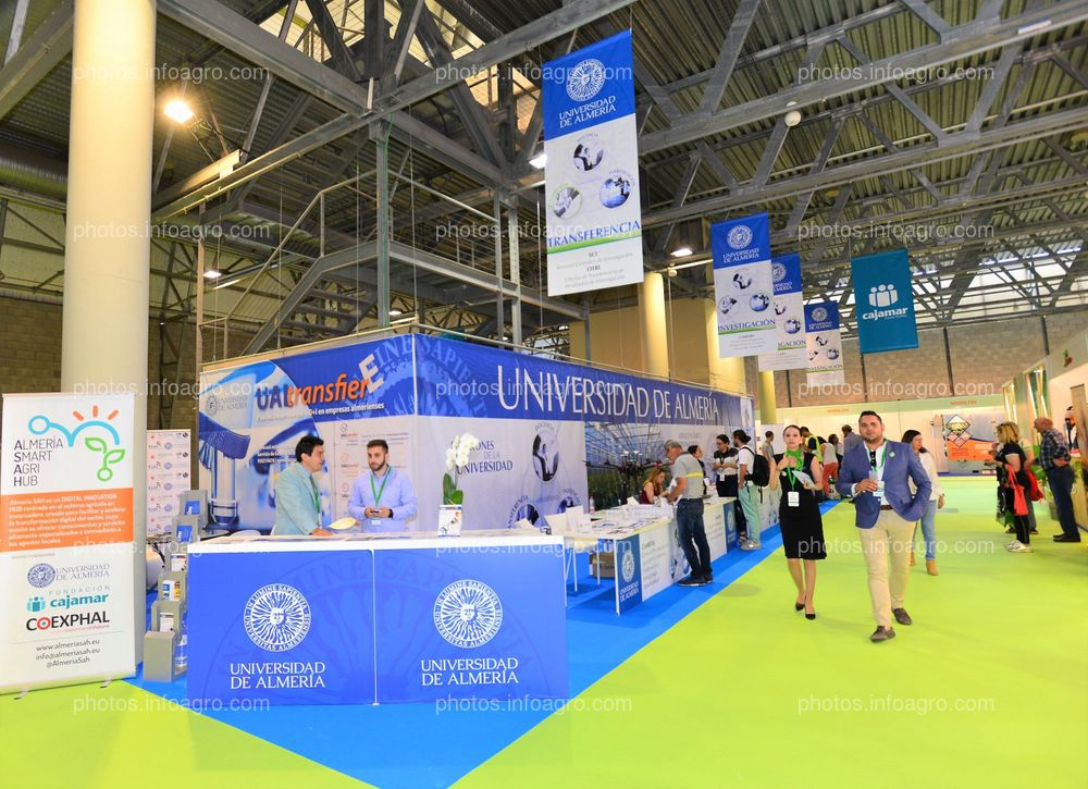 UAL - Stand Infoagro Exhibition