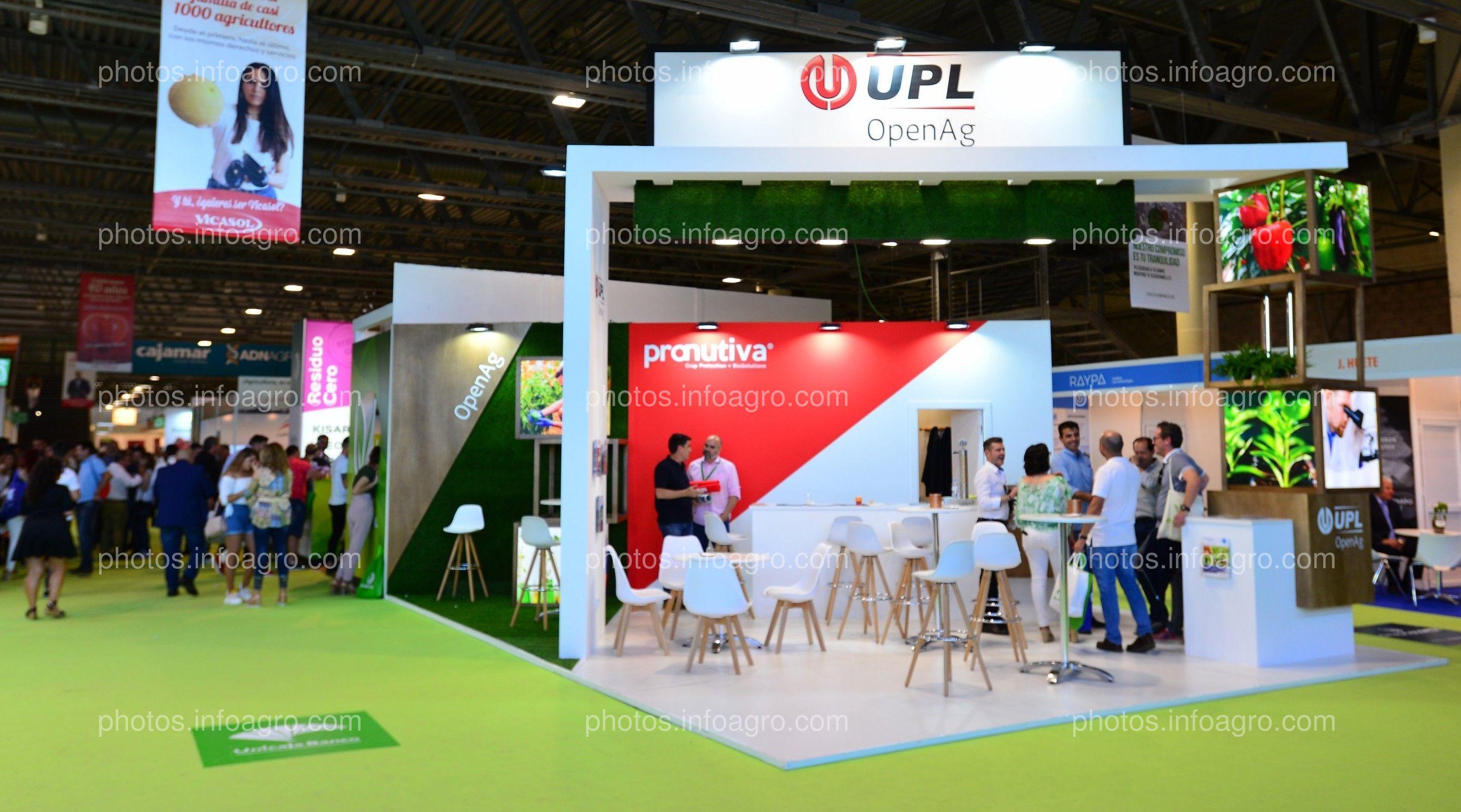 UPL - Stand Infoagro Exhibition