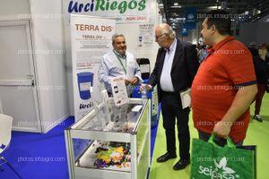 Urci riegos - Stand Infoagro Exhibition