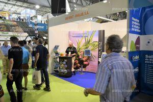 Van Walt - Stand Infoagro Exhibition