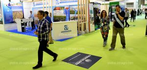 Moqueta - Espacios publicitarios Infoagro Exhibition