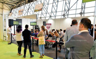 Carteles aéreos norte y sur - Espacios publicitarios Infoagro Exhibition