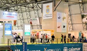 Columnas - Espacios publicitarios Infoagro Exhibition