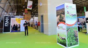 Cubo cafetería P2 - Espacios publicitarios Infoagro Exhibition