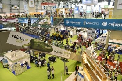 Plano general de Infoagro Exhibition 2019