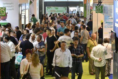 Visitantes profesionales de Infoagro Exhibition 2019