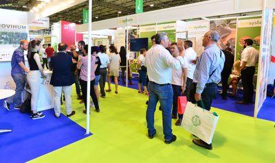 Visitantes profesionales en Infoagro Exhibition 2019