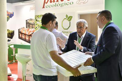 Realización de negocios en Infoagro Exhibition 2019