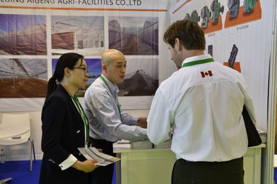 Expositores internacionales en Infoagro Exhibition 2019