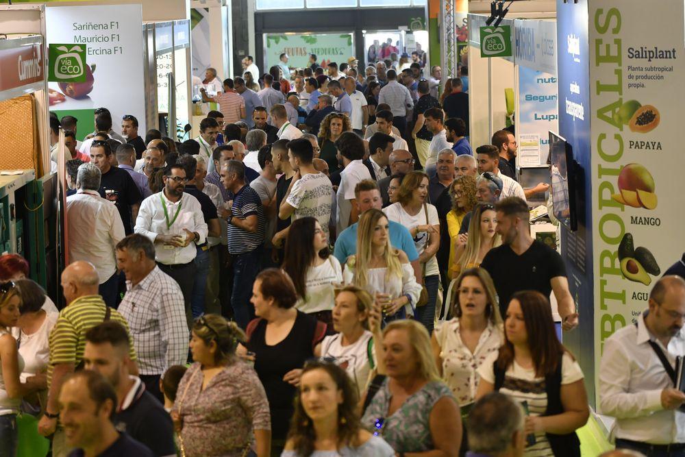 Gran afluencia de visitantes profesionales a Infoagro Exhibition 2019