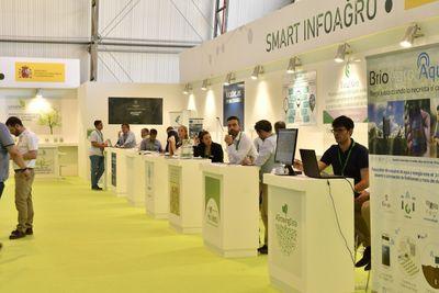 Startups, spin-offs y empresas de base tecnológica participantes en Infoagro Exhibition 2019