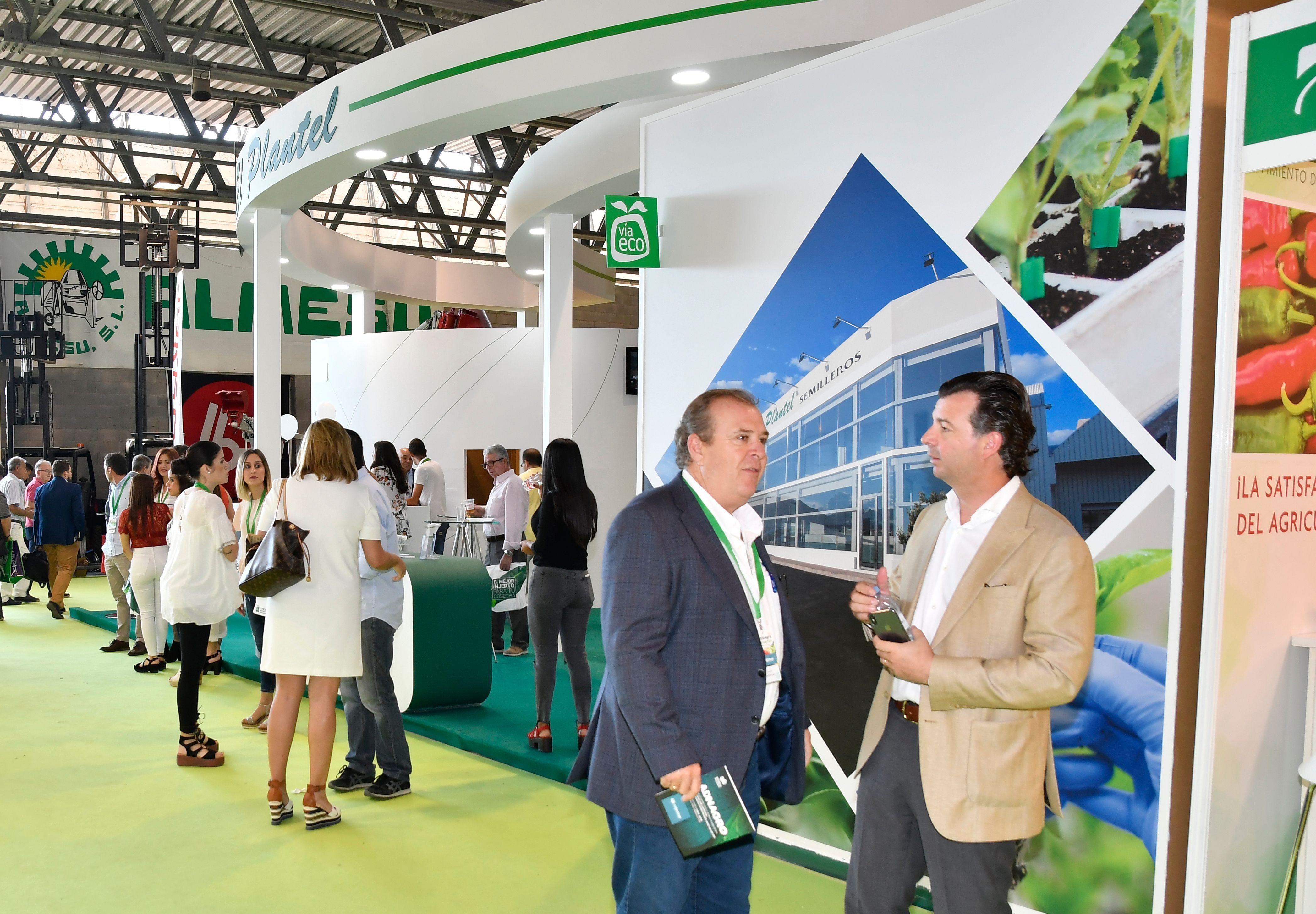 El Plantel Semilleros, una de las empresas adscritas al distintivo Vía Eco en Infoagro Exhibition 2019 por contar con productos para agricultura ecológica