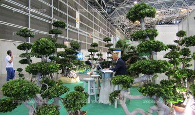 Stand de McPlants en Iberflora 2019