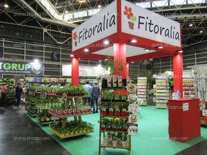 Stand de Fitoralia en Iberflora 2019