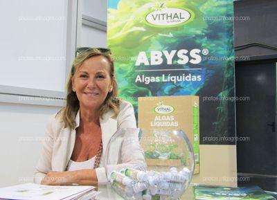 Yolanda Muñoz, directora de Operaciones de Vithal Garden